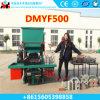 Machine de fabrication de brique actionnée semi automatique de petite capacité de cendres volantes