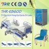 Fünf-Funktion elektrisches Sickroom-Krankenpflege-Bett