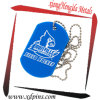 Metal popular Customized Dogtags como Gift de Christmas