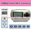 1080P Clock Camera с ночным видением (V10C)
