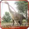 Dinossauro elevado de Animatronic do parque de diversões da simulação