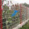 高品質PVC上塗を施してある三角形の曲がる塀(ISO9001工場)