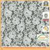 Polyester Cashmere Lace Fabric M9408の染められたElastic Lace Fabric