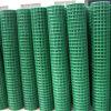 PVC покрыл/гальванизированная сваренная ячеистая сеть