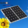 120 Watt-beweglicher monokristalliner Sonnenkollektor (SNM-F120)