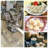 Steamed automatique Stuffed Bun Making Machine avec Factory Price