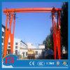 10ton Single Girder Gantry Traveling Crane Manufacturer From China