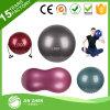 No10-2 vendent bille en plastique d'exercice de gymnastique de yoga de PVC la mini