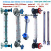 Tubo transparente indicador de nivel de PVC --Glass tubular Nivel Gage