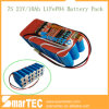7s 21V LiFePO4 Battery 10ah voor Energy Storage System