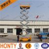 El móvil de la serie de Htcy Scissor la elevación