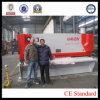 Máquina de corte da guilhotina hidráulica do CNC QC11k-20X4000, máquina de estaca da placa de aço