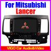 coche DVD GPS de 8 '' HD para Mitsubishi Lancer