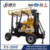 Tower integrante Mobile Drilling Machine para Mineral Exploration