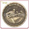 Laiton fait sur commande de qualité d'approvisionnement direct d'usine pièce de monnaie de l'armée américain