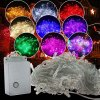 10m Flexible Waterproof LED String Light für Decoration