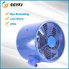 Ventilador axial poderoso industrial do duto do baixo ruído