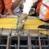 Vario arresto dell'acqua del PVC di rendimento elevato in Nigeria