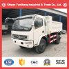 carro de descarga de 140HP 4X2 carro de 9 toneladas