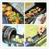 Dezhouの自由な地位のキャンプの太陽炊事道具BBQ