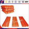 trilho 3-6p de cobre isolado flexível
