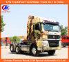 Il cino trattore resistente del camion HOWO 371HP di Sinotruk trasporta 30tons su autocarro per la trazione dell'uso del rimorchio