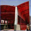 Two Layers Red/Broze Polycarbonate Sheet for Awning