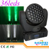 段階Moving Head Light Disco 36PCS *3 W Ceiling Light