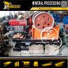 PET kleiner Pex Dieselfelsen, der Geräten-Kiefer-Steinzerkleinerungsmaschine zerquetscht