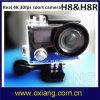 4k WiFi se divierte la batería recargable impermeable 1050mAh de la cámara de la acción de la cámara ultra HD
