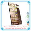 Folletos y catálogos y compartimientos y libros de instrucción y libretes de los libros
