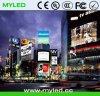 Parete esterna di Shenzhen HD che fa pubblicità ai media della visualizzazione di LED