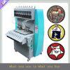 PVC Cupmat que hace la máquina, cadena de producción de los prácticos de costa, máquina de cristal del amortiguador
