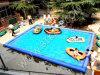 De beste het Verkopen Commerciële Rang verwarmde Opblaasbare Pool D2040