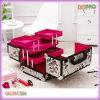 Rose Printing Best Train Cosmetic Fall mit Locks (SACMC056)