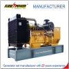 générateur importé de gaz naturel de 250kw Doosan (engine) avec le radiateur initial