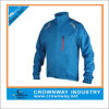 Reflective bleu Fit Sport Cycling Jacket pour Men