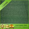 Maille d'ombre de Chambre verte de HDPE de couleur noire pour des légumes pour le fournisseur de filet d'ombre des prix