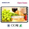 Affissione a cristalli liquidi della Cina che fa pubblicità al basamento Frameless solo 7  10  del giocatore & del contrassegno dell'affissione a cristalli liquidi Digital