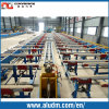 Neues Design Aluminium Profile Extrusion Machine in Profile Cooling Conveyor Tables/Handling System Conveyor