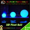 Esfera impermeable de la bola de flotación de la piscina LED
