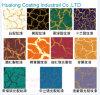 Vernice blu di legno di effetto di Crackle di Hualong