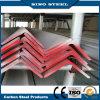 Barra de ángulo galvanizada Ss400 del acero de carbón Q235 para el perfil de acero