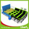 Liben Professional Indoor Adults Trampoline para Amusement