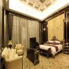 中国人デザインホテルの寝室セットの家具