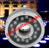 12*3W RGB 3 en 1 las pequeñas luces de la fuente LED, luces al aire libre de la fuente LED, luz de la fuente de agua