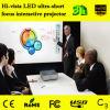 P9 o projetor o mais novo dos multimédios do projetor do diodo emissor de luz do projetor da classe elevada para a venda