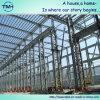 Edificio de la estructura de acero exportado a Suráfrica