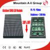 Affichage à LED de coût élevé de P6/P8/P10 SMD/modules polychromes extérieurs