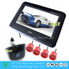 7inch Car Parking Sensor Kit Reverse Backup Radar